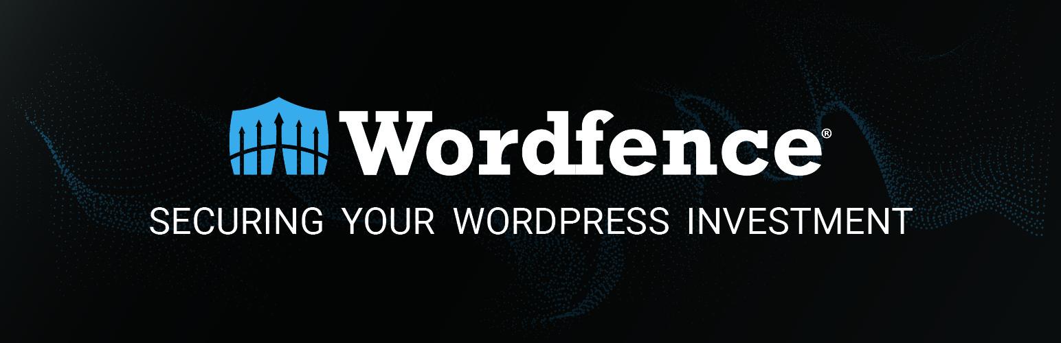 Wordfence Security - Firewall & Malware Scan
