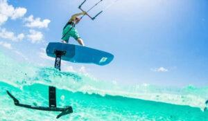 hydrofoil maldives