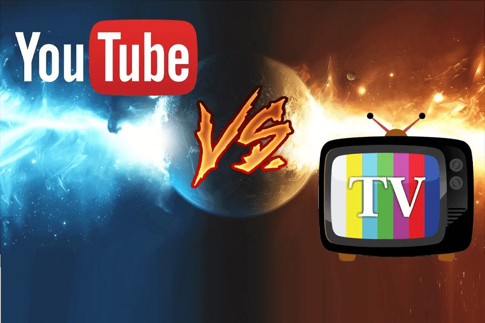 tv vs youtube adss