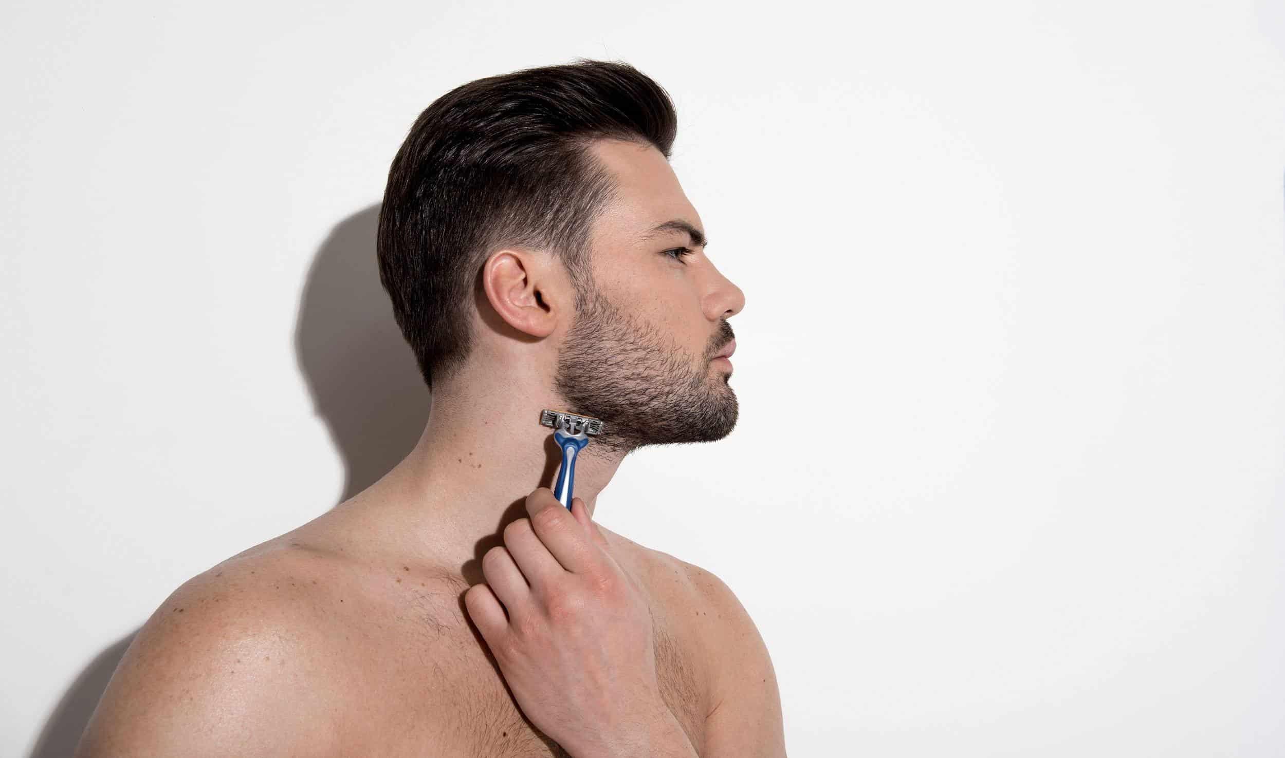 Trim Your Facial Hair