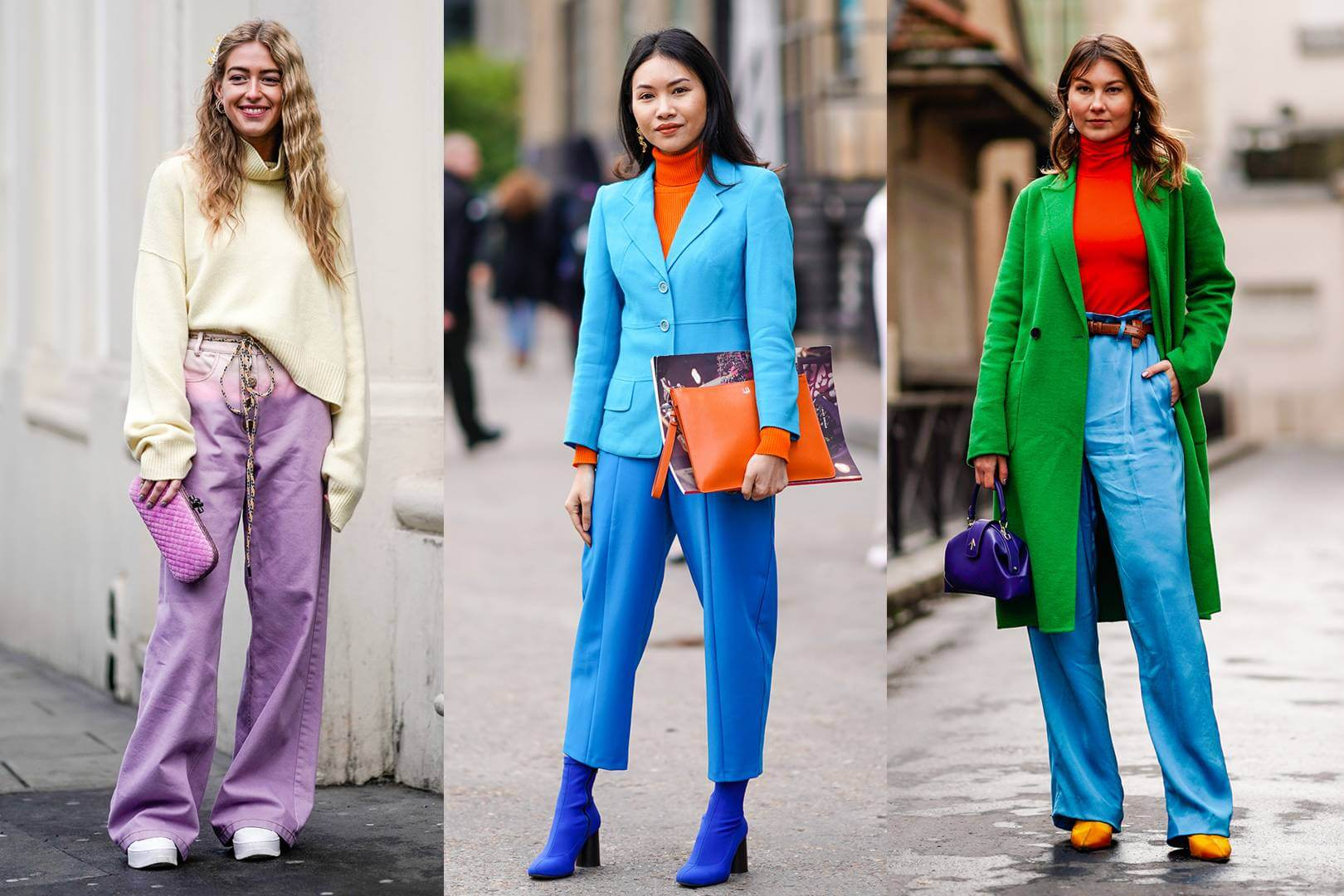 Wear Complementary Colors